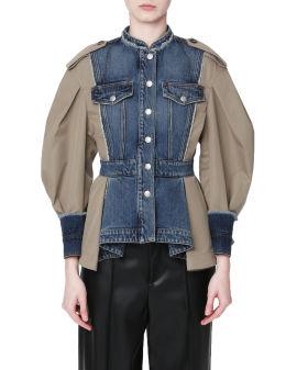 Spliced jacket