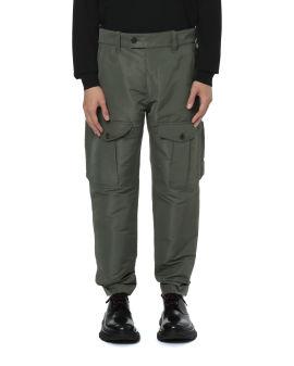 Baggy military pants