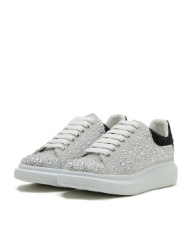 Embellished oversized sneakers