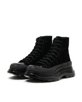 Tread slick boot sneakers