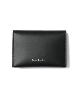 Bifold leather cardholder