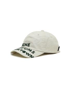 Poplin baseball cap