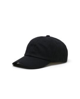 Twill baseball cap