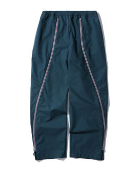 Zipper trousers
