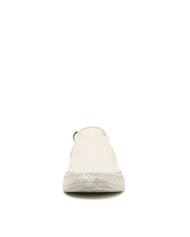 Ballow Tumbled canvas slip-on sneakers