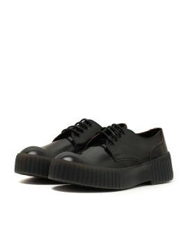 Bentigo leather Derby shoes