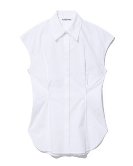 Cotton button shirt