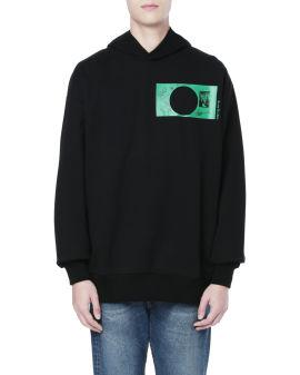 X Dizonord graphic hoodie