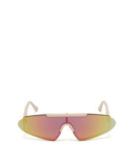 Frameless sunglasses