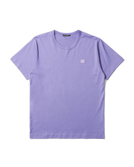 Face patch tee