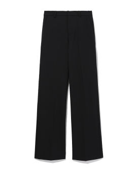 Embellished cut-out pants