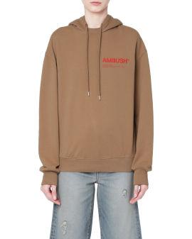 Fleece workshop hoodie
