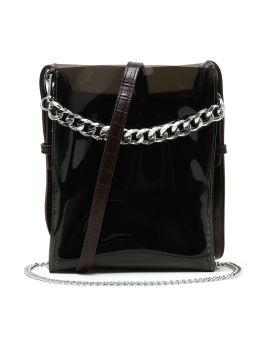 Chained shoulder bag