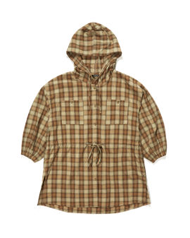Hooded overshirt