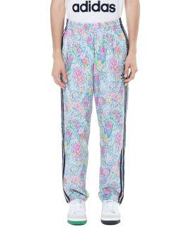 X NOAH floral track pants
