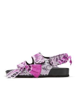 Apache bandana sandals