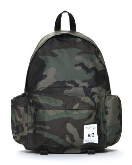 Army camo small backpack