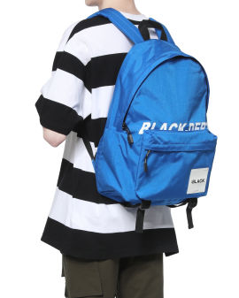 Label patch backpack