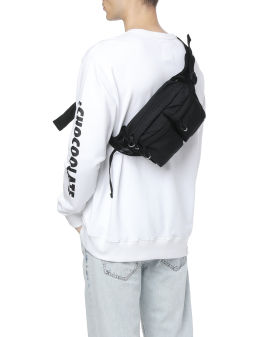 Patch pocket waist bag
