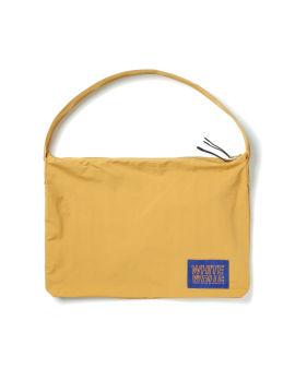 Woven label bag