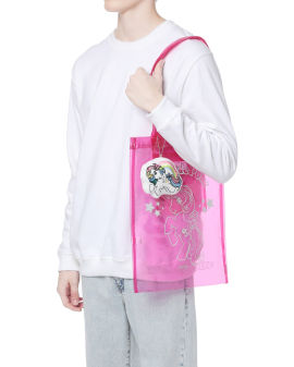 X My Little Pony glitter PVC tote bag