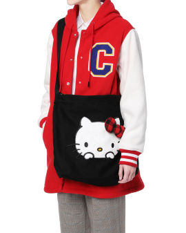 X Sanrio Characters Hello Kitty tote bag