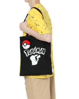 X  Pokémon Pikachu tote bag
