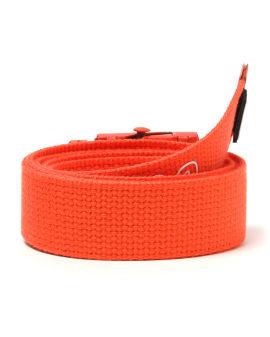 """#Chocoo"" woven belt"