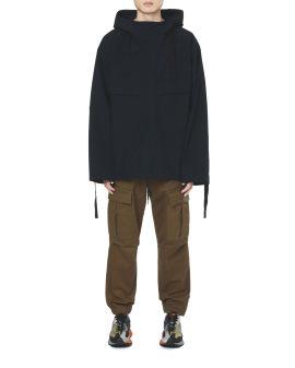 Flap pocket light jacket