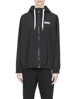 Drawstring jacket