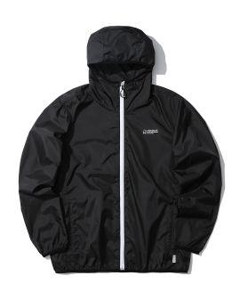 X Watsons Water Recycle print windbreaker jacket