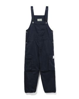 Cargo dungaree pants
