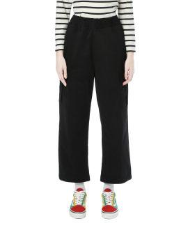 Loose-fit worker pants