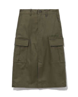 Twill worker skirt