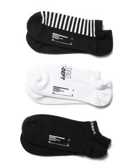 Ankle sock set - 3 pack
