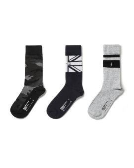 Printed socks - 3 pack