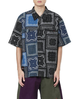 X Gramicci bandana print shirt