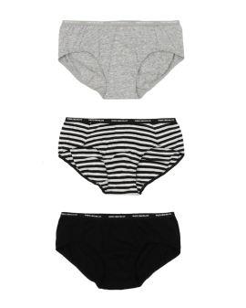 Stripe underwear - 3 pack