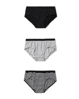 Logo elastic band underwear - 3 pack