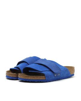 Kyoto suede tonal sandals