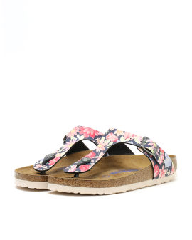 Gizeh Supernatural Flower Birko-Flor sandals