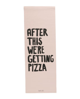After This yoga mat