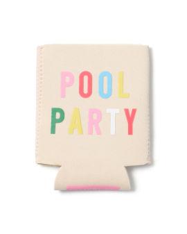 Pool Party water bottle sleeve