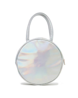 Top handle circle bag