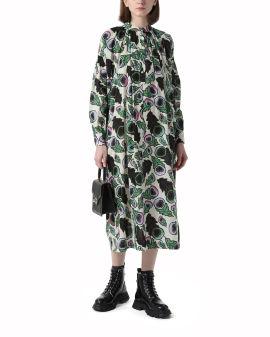 Apria printed dress