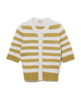 Cachay stripe cardigan
