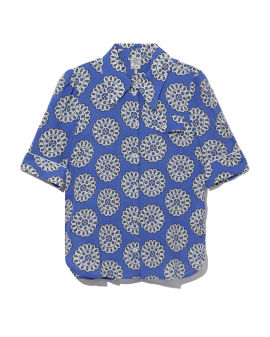 Mace print shirt