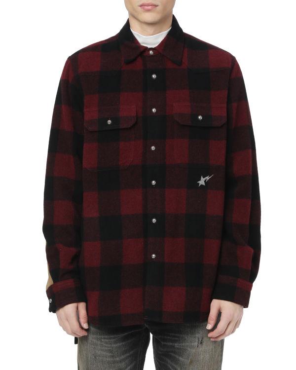 Checkered flannel