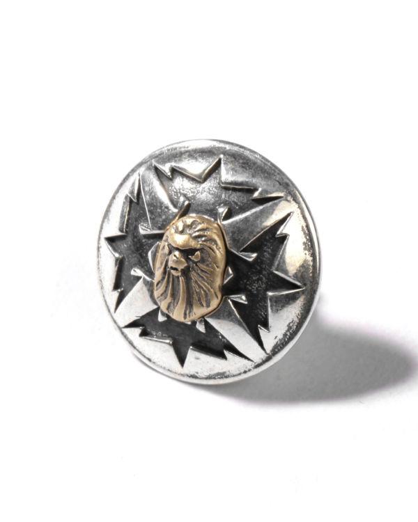 Engraved pin