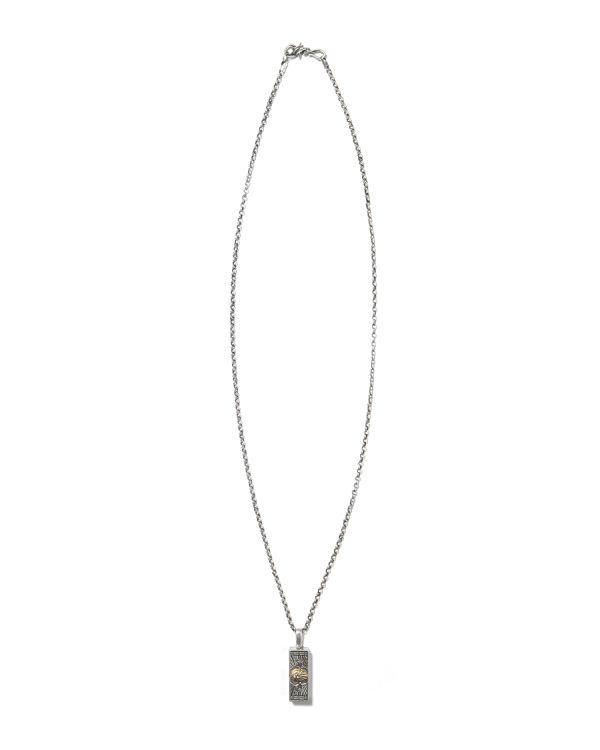 Ape Head pendant necklace